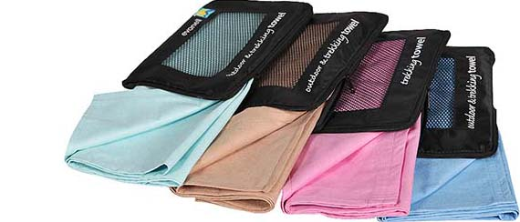 Evonell Ultra light Towels